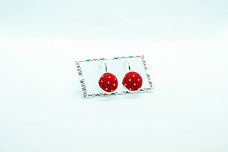 Náušnice - Zapínacie náušničky - 11944166_