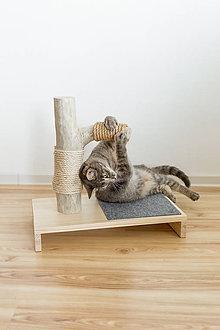 Pre zvieratká - Škrabadlo pre mačky - 11943480_