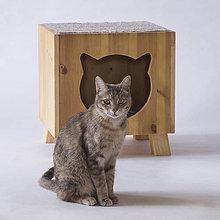 Pre zvieratká - Mačací domček - 11940612_