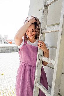 Šaty - Trakové šaty GOOD ENOUGH - 11941718_