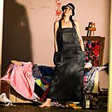 Šaty - Origo rifloškový overal šaty easy….-limit - 11944723_