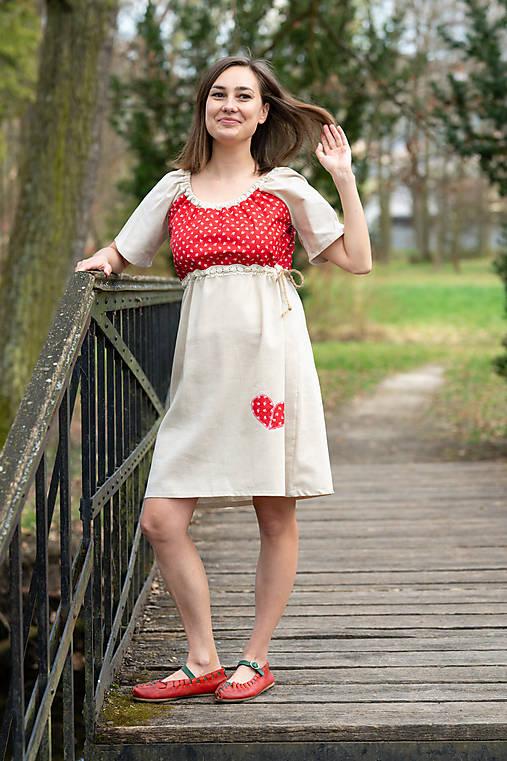 Šaty - Šaty vidiek - 11946581_