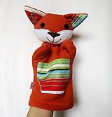 Maňuška líška - Líštička z Pásikovej štvrte