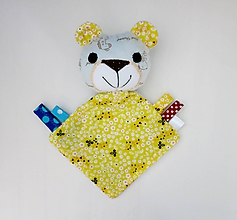 Hračky - Mojkáčik macko - Medvedík z Medovej lúky - 11947749_