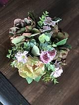 Dekorácie - Flowerbomb - 11946545_