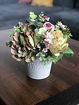 Dekorácie - Flowerbomb - 11946546_