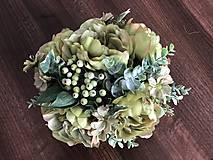 Dekorácie - Kvetinova dekoracia - 11946634_