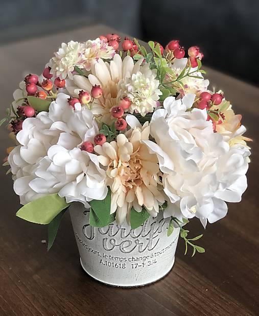 Kvetinova dekoracia
