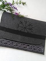 Na notebook - Vikingské ornamenty (obal na notebook) - 11953357_
