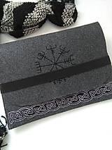 Na notebook - Vikingské ornamenty (obal na notebook) - 11953358_