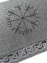 Na notebook - Vikingské ornamenty (obal na notebook) - 11953359_