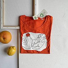 Tričká - Dámske tričko Kúpeľ - 11949787_