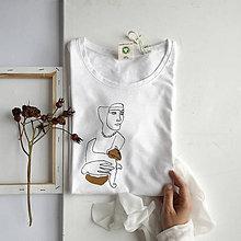 Tričká - Dámske tričko Erminea - 11949909_