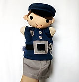 Maňuška policajt