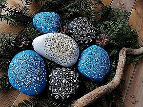 Dekorácie - MAGICKÁ MANDALKA-energetický kameň,originálny dar pre každého - 11950523_