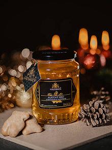 Potraviny - Agátový med s materskou kašičkou 958g - 11954065_