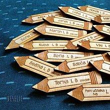 Drobnosti - Magnetky do školy . ceruzky - 11953446_