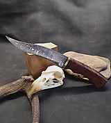 Nože - Damaškový nôž - Javor - 11950354_