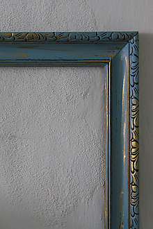Rámiky - Modré nebo - 11952446_