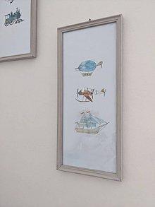 Obrázky - Múzeum dopravy (dva obrázky) - 11953073_