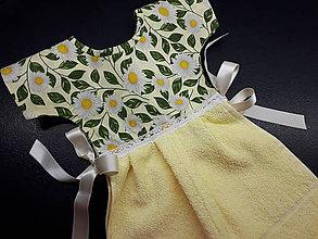 Úžitkový textil - Dekoračný uterák - 11958424_