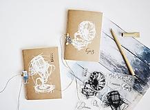 Papiernictvo - Zápisník pre milovníkov hudby - 11957141_