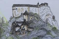 Kresby - Oravský hrad - 11955482_