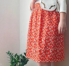 Sukne - dámska sukňa Sakura - 11955797_