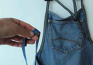 Iné oblečenie - Recy zástera - 11954489_