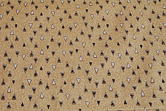 Textil - metráž srdiečka - 11954887_