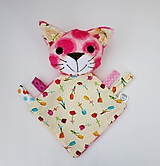 Mojkáčik mačka - Mačička z Tulipánového údolia