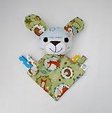 Mojkáčik zajko - Zajo od Líščieho chodníčka