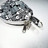 Taštičky - Mini kapsička domčeky - 11962688_