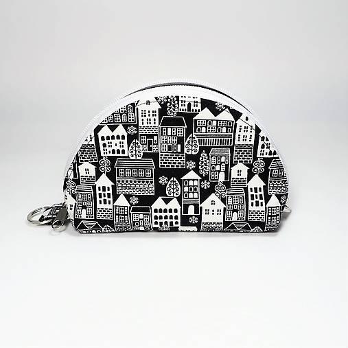 Mini kapsička domčeky