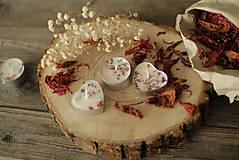 - Sójová čajová sviečka Pivonka/ruža - 11961189_