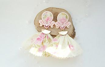Náušnice - Náušnice Princess - 11958971_