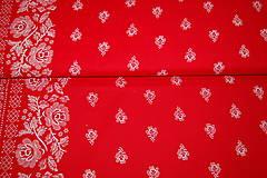 Textil - metráž ľudová - 11962302_