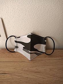 Rúška - Detské maskač jednovrstvové, tenučké - 11965918_