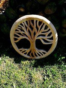 Dekorácie - Strom života - 11965624_