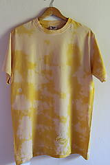 Tričko_T-shirt_batik_yellow_XL_uni