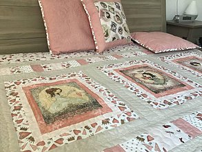 Textil - Deka pre princeznú - aj dospelejšiu:-) - 11962811_