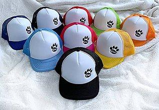 Detské čiapky - Detská šiltovka snapback - 11964053_