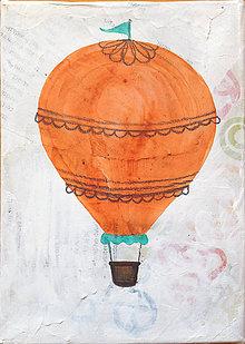 Obrázky - Air balloon V, miniobrázok :) - 11966682_