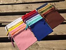 Úžitkový textil - učíme deti farby.... - 11965147_