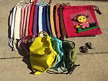 Úžitkový textil - učíme deti farby.... - 11965152_