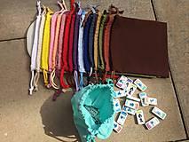Úžitkový textil - učíme deti farby.... - 11965155_