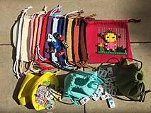 Úžitkový textil - učíme deti farby.... - 11965159_