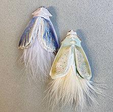 Odznaky/Brošne - Nočný motýl VIII - 11964239_