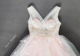 Šaty - Variabilné šaty so sukňou navyše - 11966754_