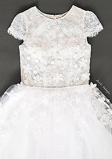 Šaty - Svadobné body a sukňa - 11966831_
